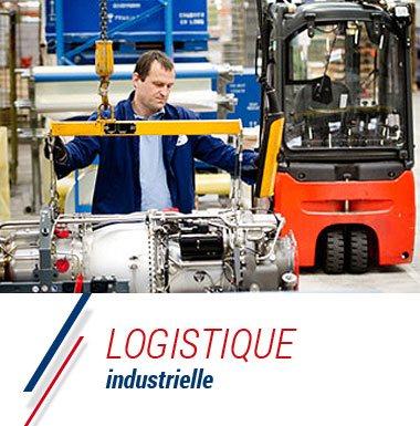 Prestataire logistique, expert en logistique industrielle et en gestion logistique